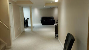 Spacious basement apartment for rent