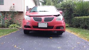 2005 Pontiac Vibe Wagon FOR PARTS