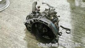 vauxhall f40 gearbox