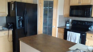 PRICE REDUCED!!! GE Fridge and Stove