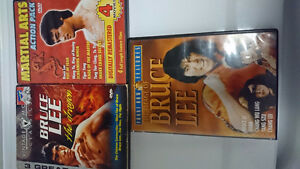 Some Bruce Lee movies
