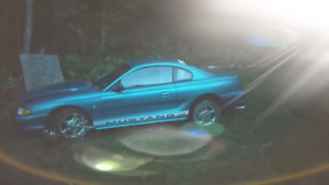 95 Mustang 5.0 for parts 475 obo