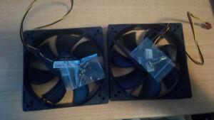 4x Cooler master 120mm case fans