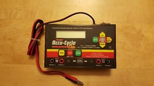 Hobbico Accu-Cycle Elite pro series Outdoor field charger