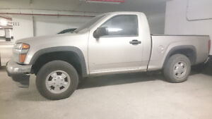 2006 Chevrolet Colorado LT Z71 Pickup Truck