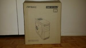 ANTEC ONE S3 ELITE 2XUSB3 COMPUTER CASE BRAND NEW IN BOX