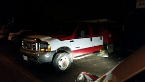 2001 Ford F-450 Diesel Other