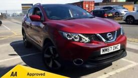2018 Nissan Qashqai 1.5 dCi N-Connecta 5dr Manual Diesel Hatchback