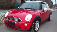 2006 MINI Mini Cooper LOW KM,AUTO,LOADED  MINT,CERTEFIED$6475