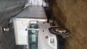 1998 FL70 Freightliner Box Truck