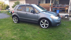 Looking for suzuki sx4 parts!!!!!!