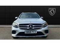 2018 Mercedes-Benz GLC 250d 4Matic AMG Line Prem Plus 5dr 9G-Tronic Diesel Estat
