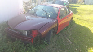 2005 sunfire for parts