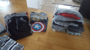 Boys clothing size 14 to 16. Great condition most never worn.