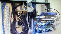 NETWORK CABLING SOLUTION FOR COMMERCIAL/RESIDENTIAL SETUP