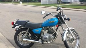Yamaha Exciter 250 1982