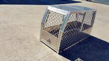 Aluminium dog cage Brendale Pine Rivers Area Preview