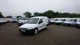 Vauxhall Combo 1.7CDTi 16v 2000 Crew , twin side loading doors, VGC
