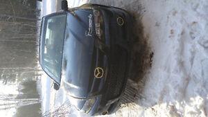 2007 Mazda Mazda6 Mazdaspeed Berline
