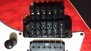 For sale brand new Ibanez RG series electric guitar never used.