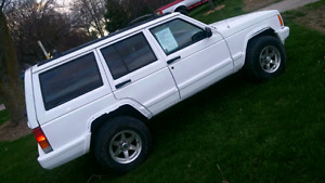 1997 jeep cherokee sport 4x4