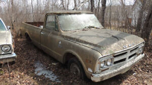 1968 GMC Pickup Truck for Sale