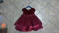2T, 3T, and 4T Dresses! Great condition. plus 2T pumpkin costume