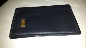 European men's wallet