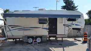 AMAZING DEAL 23.5FT 5TH WHEEL