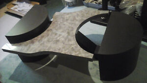 Custom one-of-a-kind modern coffee table Kitchener / Waterloo Kitchener Area image 3