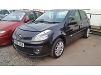 2006 RENAULT CLIO 1.6 VVT Dynamique S 1 Owner 12mth Warranty AA Cover