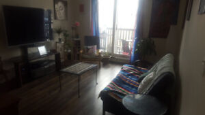 One bedroom apartment available for sublet June 1st