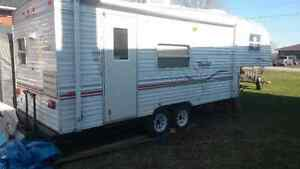 2000 Terry Lite Fifth Wheel
