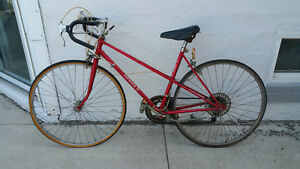 Vintage Road Bicycle + Free Delivery