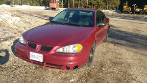 2005 Pontiac Grand Am Sedan *LOW KMS*
