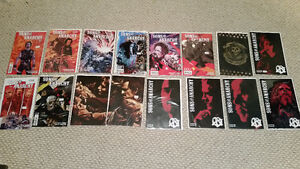 Sons Of Anarchy comic collection. Unopened!