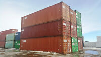 Shipping Container Sales Rentals & Modifications