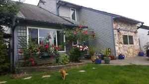 Furnished 4 Bdrm 2 Bath Home for Rent in Cloverdale
