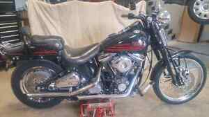 1995 Harley Davidson FXSTSB soft tail bad boy
