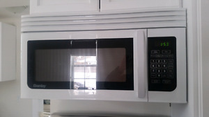 Danby over oven microwave