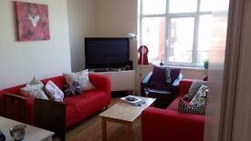 Lovely double room in a great house