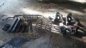 Suspension Parts GM A body 68 to 72