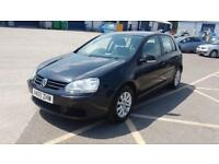 Volkswagen Golf Match Fsi 5dr PETROL MANUAL 2008/08