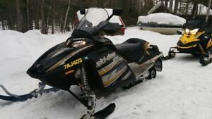 WANTED 2003 - 2007 SKIDOO REV 800 ROLLINING CHASIS