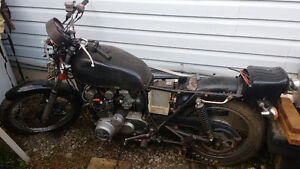1978 Suzuki GS 550 Project bike $600.00 obo