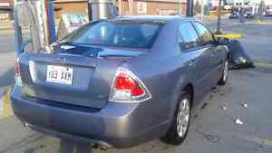 Ford fusion 2006, 4 cylindre