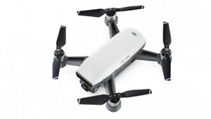 DJI Spark White Drone (extra battery included)