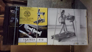 Golds Gym Trainer 410 Treadmill - Never Opened Give it as a Gift Oakville / Halton Region Toronto (GTA) image 1