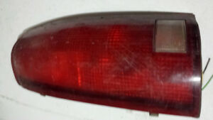 Gmc pick up tail lamps