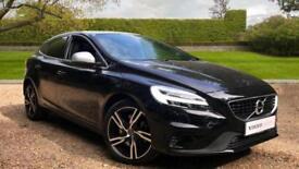 2018 Volvo V40 T2 120hp Petrol R Design Pro A Automatic Petrol Hatchback
